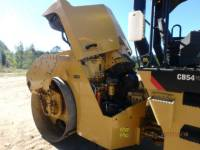 CATERPILLAR COMPACTEURS TANDEMS VIBRANTS CB54 equipment  photo 22