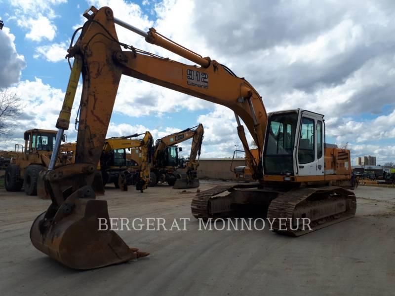 LIEBHERR PELLES SUR CHAINES R912 equipment  photo 6
