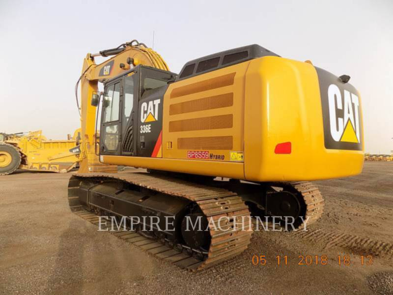 CATERPILLAR KOPARKI GĄSIENICOWE 336ELH equipment  photo 3