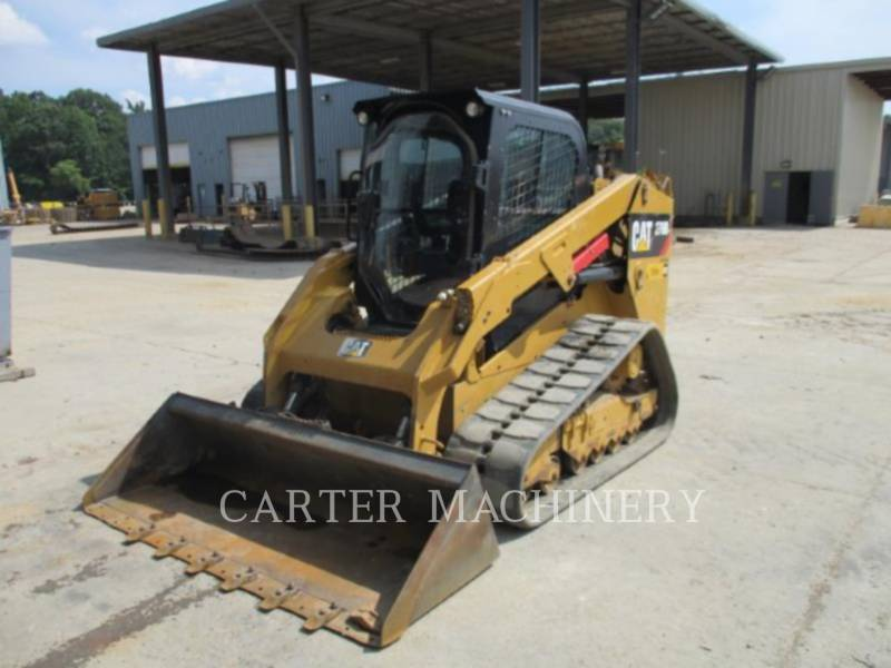 CATERPILLAR CHARGEURS COMPACTS RIGIDES 279D AC equipment  photo 3
