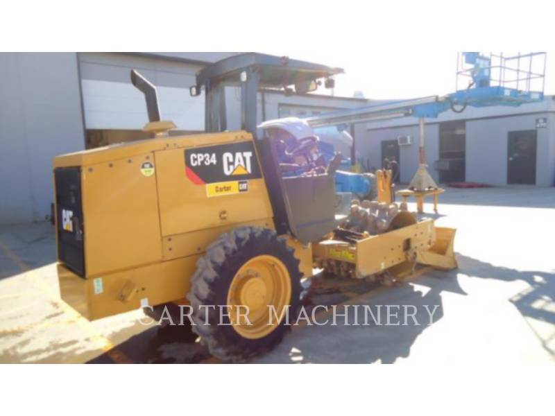 CATERPILLAR COMPACTADORES CP34 CY equipment  photo 5