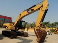 CATERPILLAR KETTEN-HYDRAULIKBAGGER 320DGC equipment  photo 1