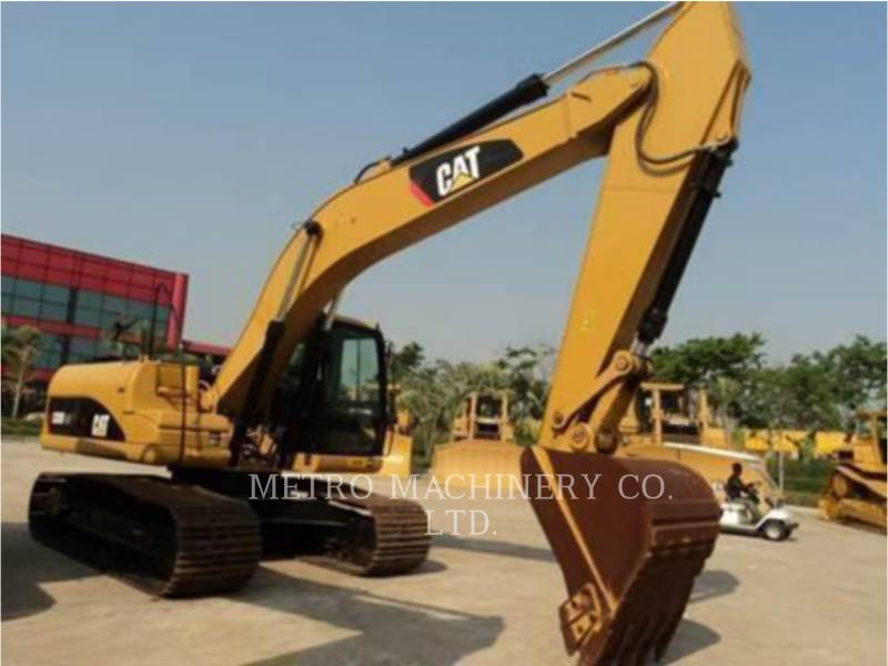 CATERPILLAR TRACK EXCAVATORS 320DGC equipment  photo 1