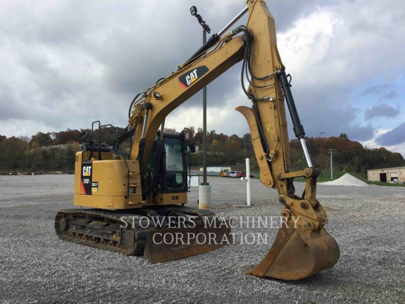 CATERPILLAR PELLES SUR CHAINES 315F equipment  photo 2