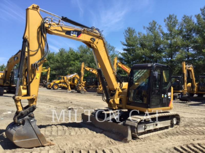 CATERPILLAR TRACK EXCAVATORS 308E2 CRSB equipment  photo 1
