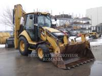 Equipment photo CATERPILLAR 428 F KOPARKO-ŁADOWARKI 1