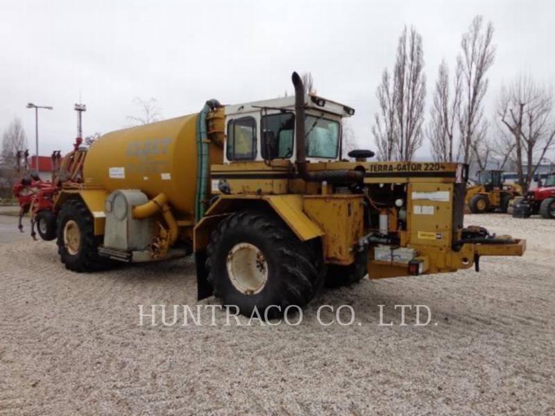 TERRA-GATOR Flotadores 2204 R PDS 10 PLC CA equipment  photo 4