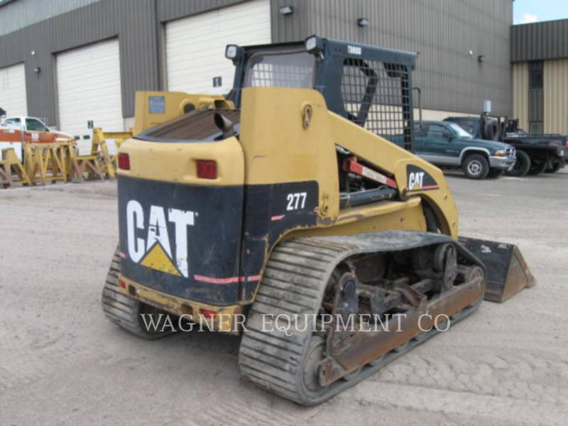 CATERPILLAR MULTITERREINLADERS 277 equipment  photo 4