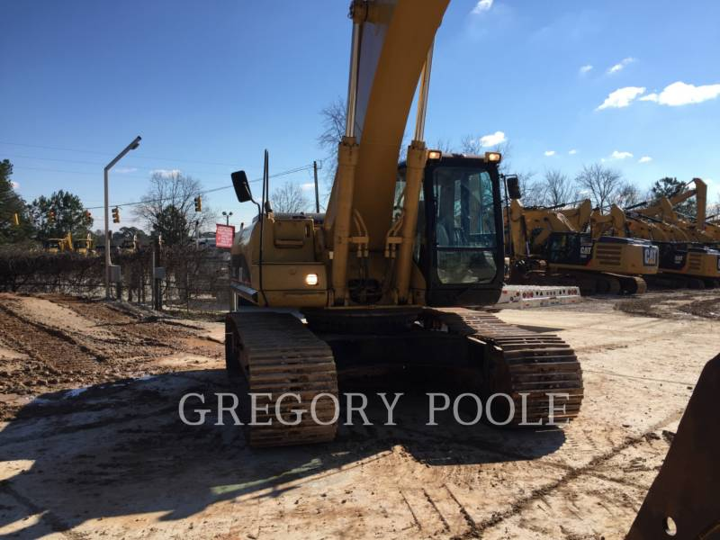CATERPILLAR TRACK EXCAVATORS 330C L equipment  photo 3