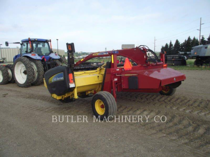 NEW HOLLAND MATERIELS AGRICOLES POUR LE FOIN H7150 equipment  photo 5