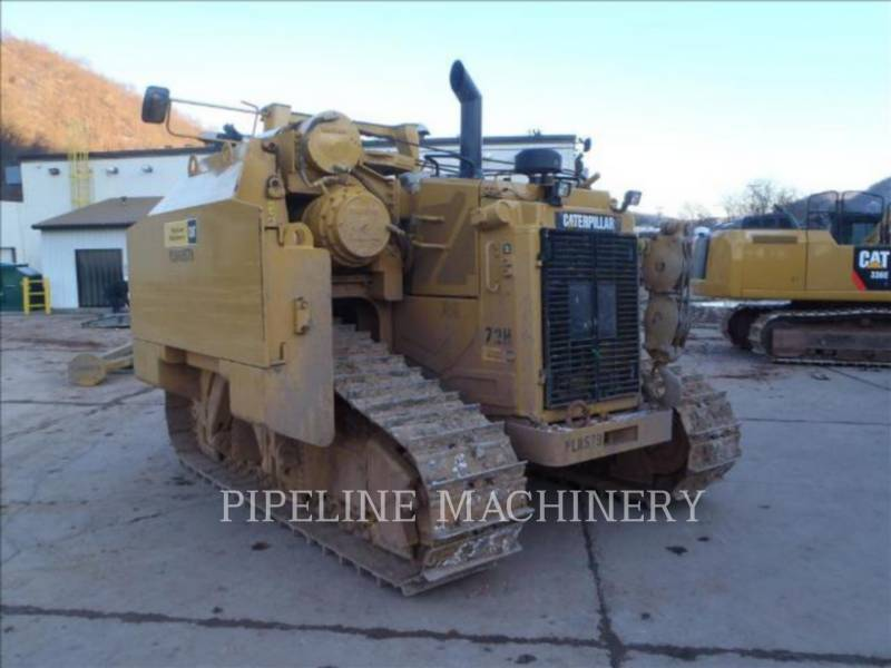 CATERPILLAR TRACTEURS POSE-CANALISATIONS D6TLGPOEM equipment  photo 2