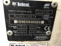 BOBCAT トラック油圧ショベル 328G equipment  photo 5