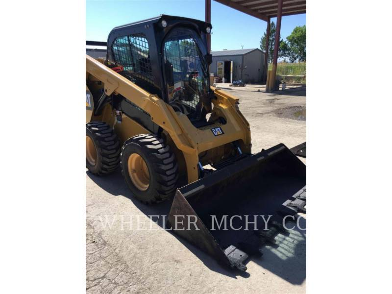 CATERPILLAR SKID STEER LOADERS 262D C3 2S equipment  photo 2