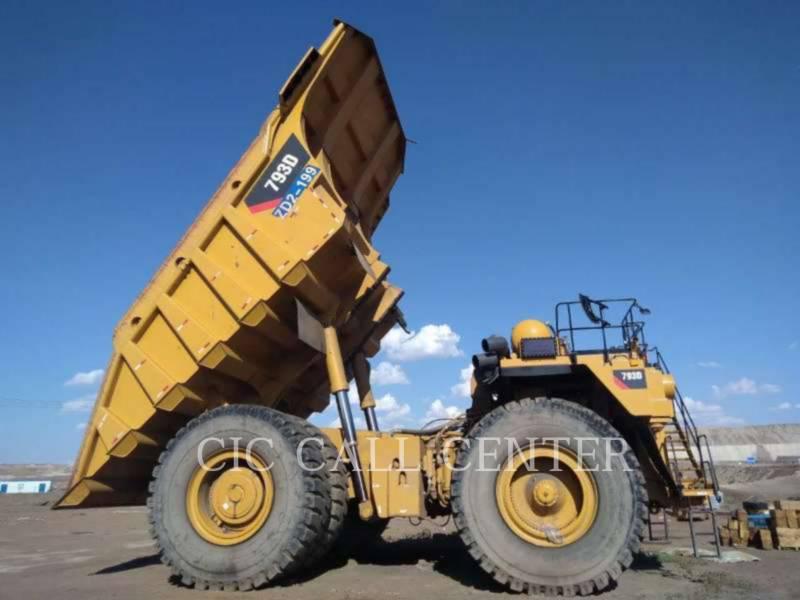 CATERPILLAR OFF HIGHWAY TRUCKS 793D equipment  photo 1
