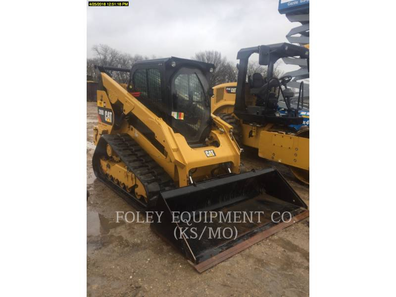 CATERPILLAR SKID STEER LOADERS 289DXPS2CA equipment  photo 3