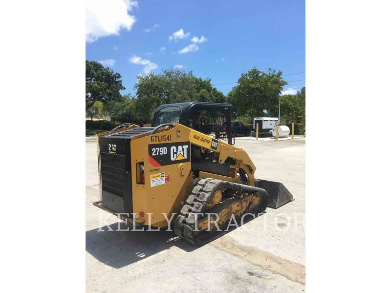 CATERPILLAR CARREGADEIRAS TODO TERRENO 279D equipment  photo 7