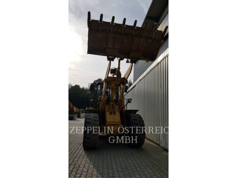 CATERPILLAR WHEEL LOADERS/INTEGRATED TOOLCARRIERS 950 H equipment  photo 17