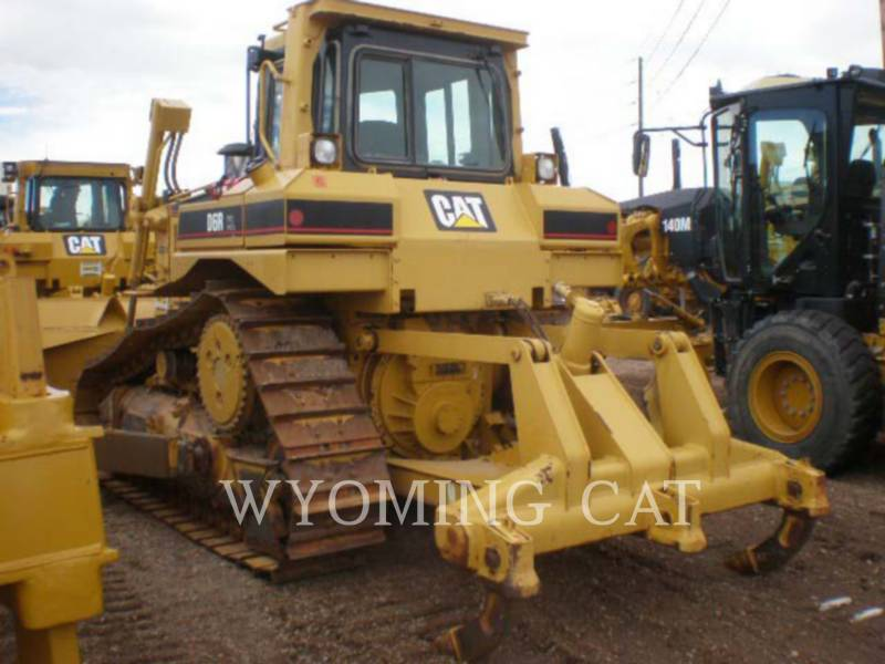 CATERPILLAR KETTENDOZER D6RIIIXL equipment  photo 3