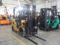 CATERPILLAR MITSUBISHI FORKLIFTS 2P5000GLP  equipment  photo 4