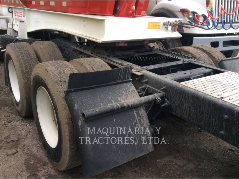 INTERNATIONAL HEADERS 8600 equipment  photo 13