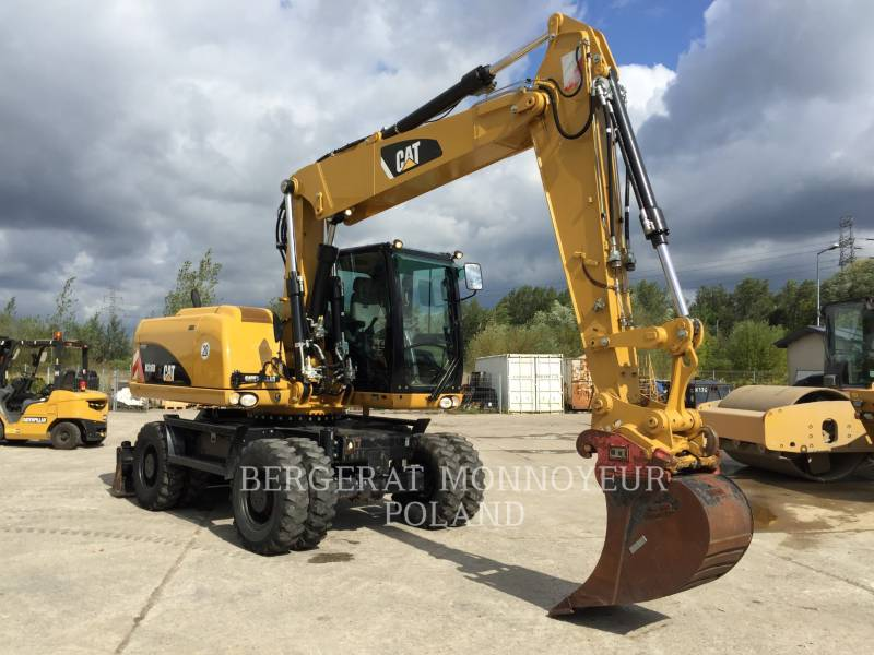 CATERPILLAR MOBILBAGGER M316D equipment  photo 2