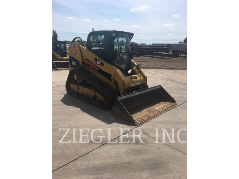 CATERPILLAR PALE CINGOLATE MULTI TERRAIN 279C equipment  photo 2