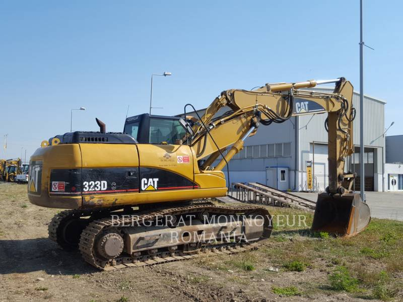 CATERPILLAR KOPARKI GĄSIENICOWE 323 D S equipment  photo 1