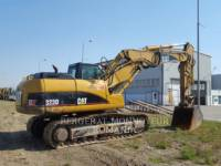 CATERPILLAR KETTEN-HYDRAULIKBAGGER 323DS equipment  photo 1