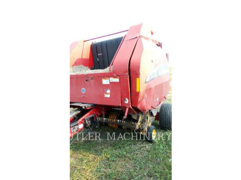 NEW HOLLAND MATERIELS AGRICOLES POUR LE FOIN BR780 equipment  photo 4