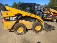 Equipment photo CATERPILLAR 262D 滑移转向装载机 1