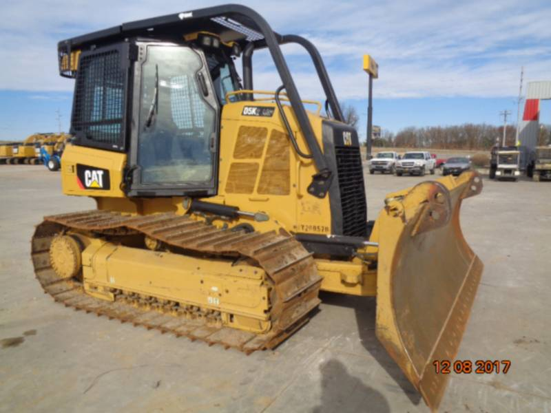 CATERPILLAR TRACTEURS SUR CHAINES D5K2LGP equipment  photo 23