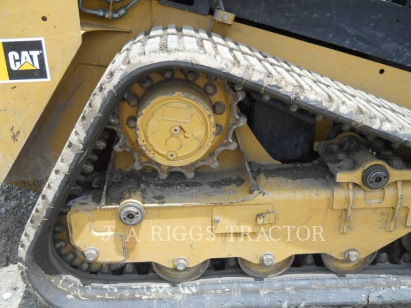 CATERPILLAR DELTALADER 249D equipment  photo 12