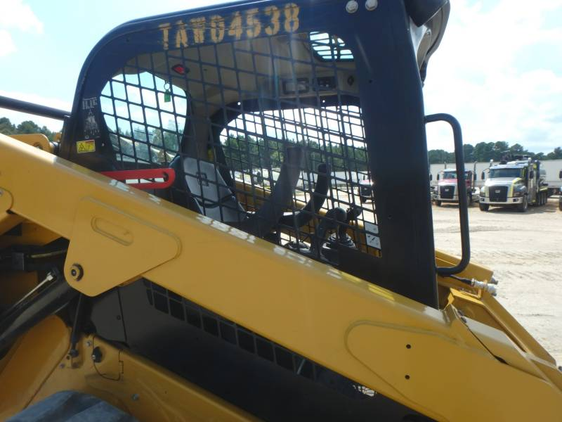 Caterpillar ÎNCĂRCĂTOARE PENTRU TEREN ACCIDENTAT 289D equipment  photo 19