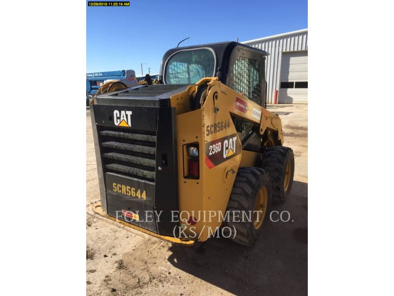 CATERPILLAR MINICARGADORAS 236DSTD1CA equipment  photo 3