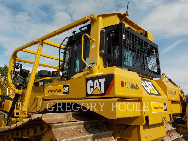 CATERPILLAR TRACTORES DE CADENAS D6T equipment  photo 10