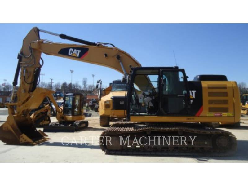 CATERPILLAR ESCAVATORI CINGOLATI 323 F L equipment  photo 2