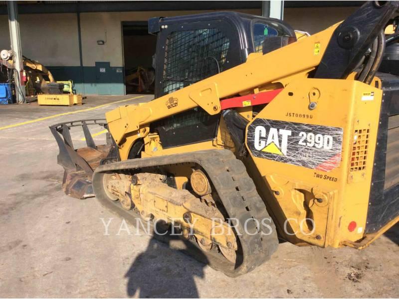 CATERPILLAR MULTI TERRAIN LOADERS 299DXHP equipment  photo 2