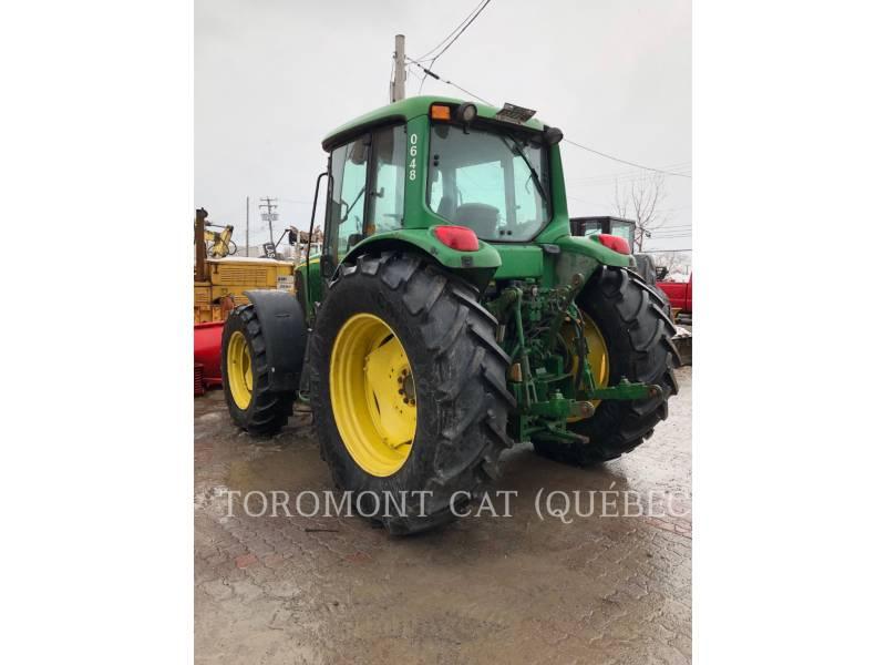 JOHN DEERE TRACTEURS AGRICOLES 6420 equipment  photo 3