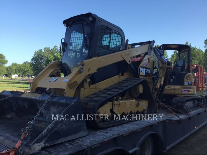 CATERPILLAR PALE CINGOLATE MULTI TERRAIN 299D2 equipment  photo 1