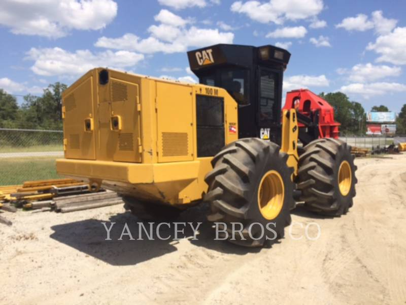CATERPILLAR FORESTRY - FELLER BUNCHERS 553C equipment  photo 3