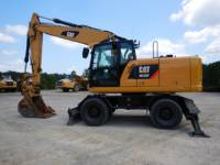 Equipment photo CATERPILLAR M320 F ESCAVATORI GOMMATI 1