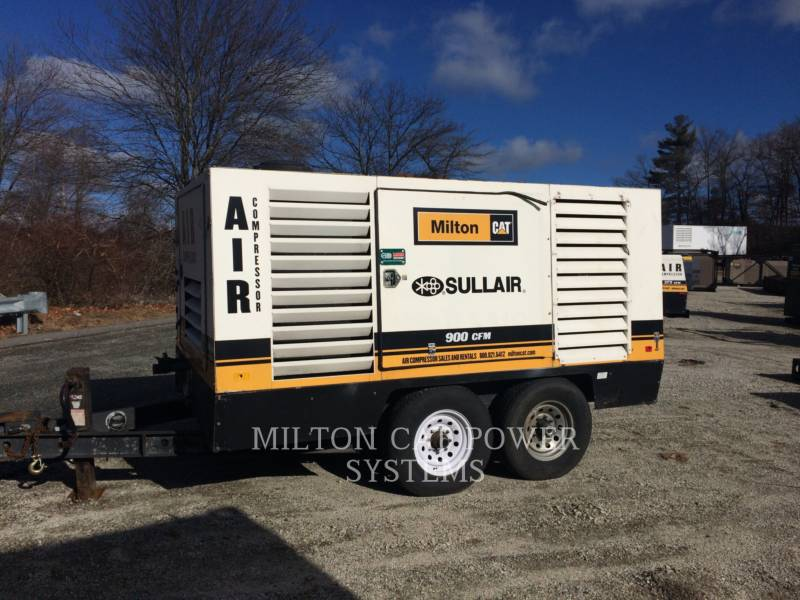 SULLAIR AIR COMPRESSOR (OBS) 900HAF equipment  photo 1