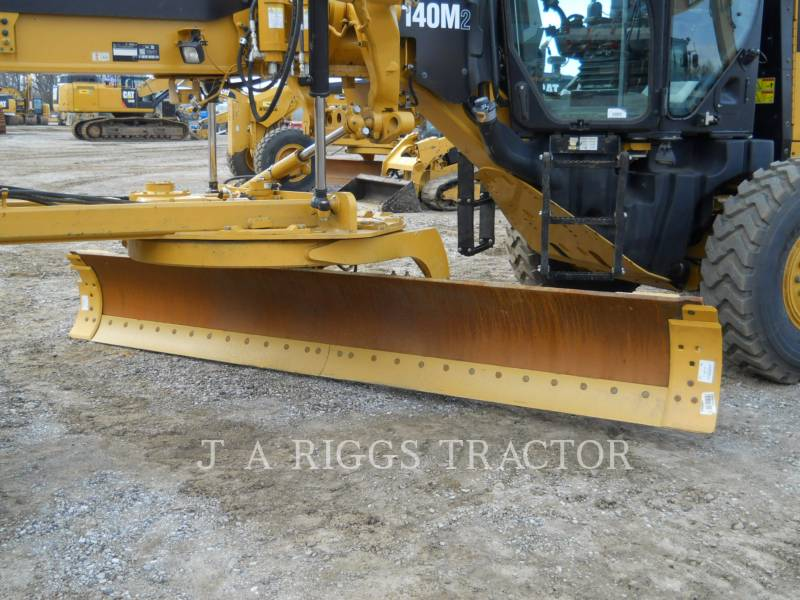 CATERPILLAR MOTORGRADER 140M LC14 equipment  photo 9