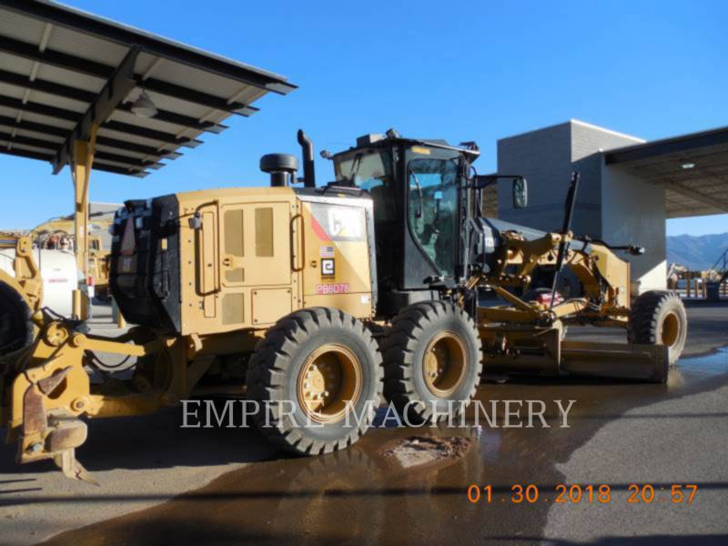 CATERPILLAR MOTONIVELADORAS 12M3 equipment  photo 2