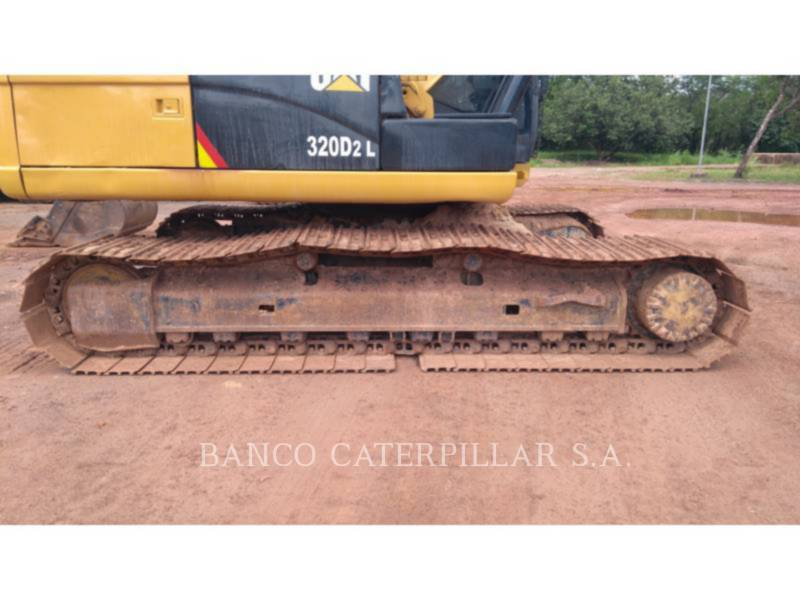 CATERPILLAR TRACK EXCAVATORS 320D2L equipment  photo 18