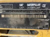CATERPILLAR KETTEN-HYDRAULIKBAGGER 304C CRCN equipment  photo 2