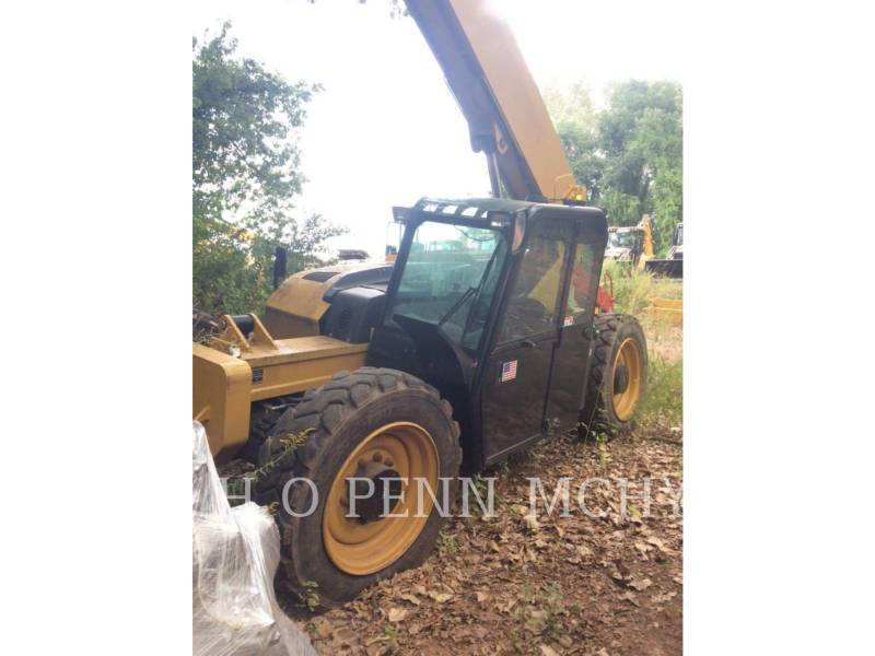 CATERPILLAR TELEHANDLER TL 943 C equipment  photo 13