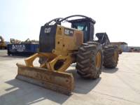 Equipment photo Caterpillar 545D SILVICULTURĂ – EXCAVATOR FORESTIER 1