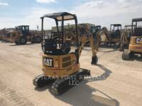 CATERPILLAR PELLES SUR CHAINES 301.7D CR equipment  photo 2