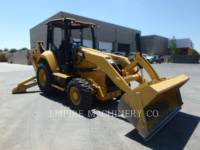 CATERPILLAR BAGGERLADER 416F2 4EO equipment  photo 1